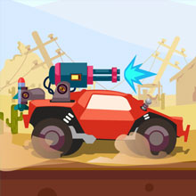 Play Road Of Rampage Game Online