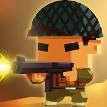 Play Blocky Squad Game Online