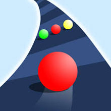 Color Road Online Game