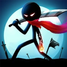 Stickman Ninja Dash Game