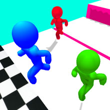 Play Fun Race 3D Game Online