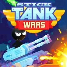 Stick Tank Wars Game