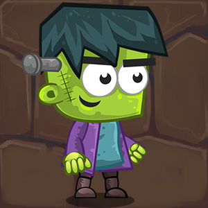 Frankenstein Adventure Game