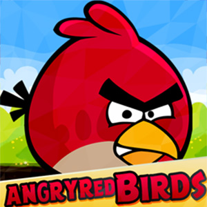 Angry Red Birds Game