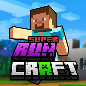 Super Run Craft Game