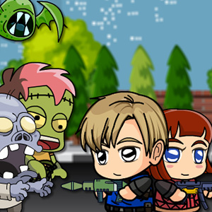 Play Zombie Misson 5 Game Online
