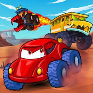 Play Car Eats Car 2 Game Online