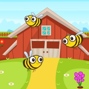 Play Bee Line Game Online