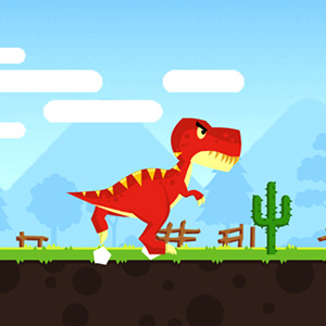 T-Rex Runner Game