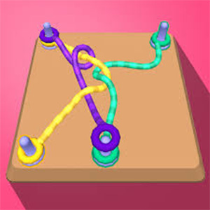 Play Go Knots 3D Game Online