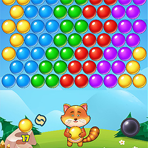 Bubble Shooter Tale Game